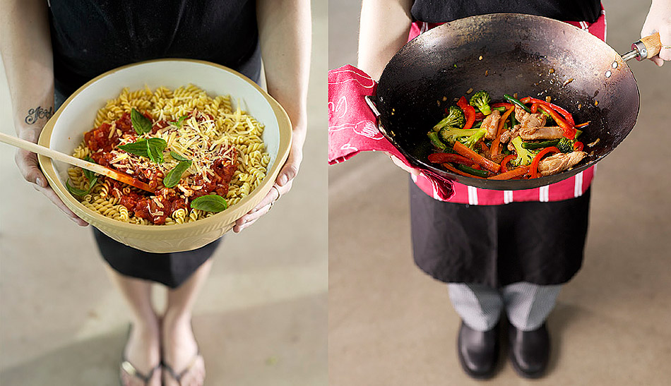 Yhunger Cookbook Produced by urple Goat Design Food Styling by Kristin Beusing