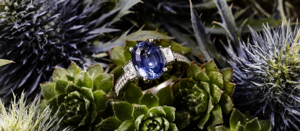 photography of diamond rings still life and flat lay jewellery photography